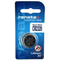 Renata Lithium Watch Batteries / Coin Cells - CR2320